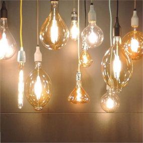 Vintage Leuchtmittel neu aufgelegt