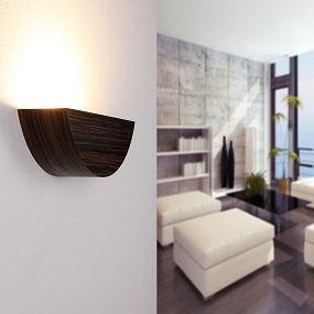 Beleuchten Sie Ihre Wände mit indirekten Wandleuchten