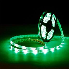 Außergewöhnliche Effekte und Akzente schaffen LED-Lichtleisten und Stripes