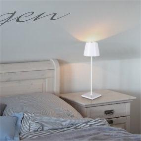 LED-Tischleuchten sorgen für angenehmes Licht und Wohlbefinden