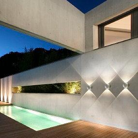 LED Außenwandleuchten zur stilvollen Gartenbeleuchtung