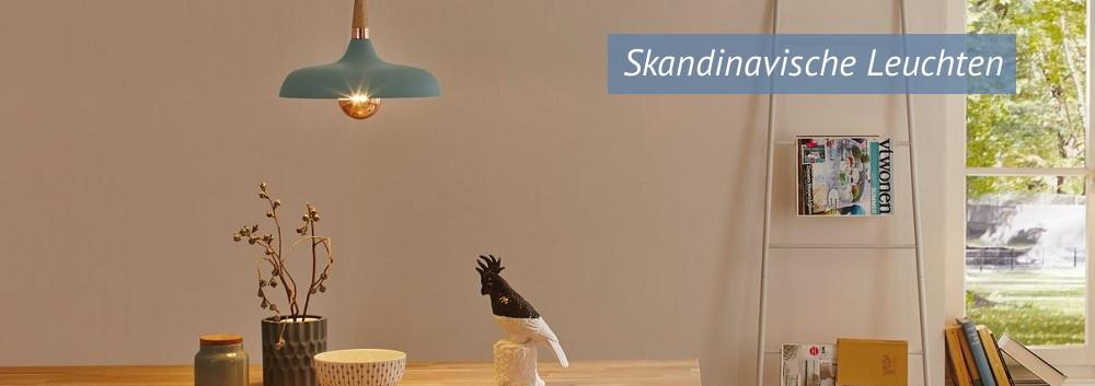 Skandinavische Lampen & Leuchten