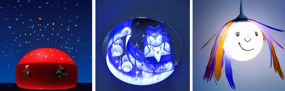 mit LED oder Sternenhimmelfunktion