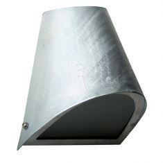 Wandlampe aus verzinktem Stahl