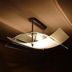 Moderne Deckenleuchte Alegra für schönes Lichtspiel und optimales Licht
