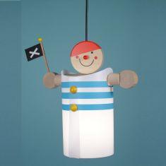 Kinderzimmer Lampenpirat, ein Jungentraum wird wahr!