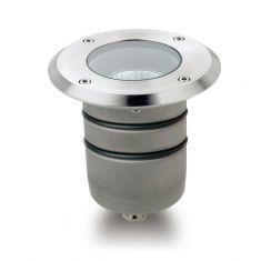 Einbauleuchte aus rostfreiem Edelstahl , ideale Pool-Beleuchtung, hoher Schutzklasse IP68, schlagfest