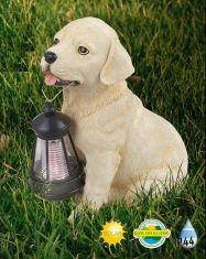 LED-SOLAR Außenleuchte  Labrador