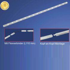 LED-Minileisten-Baukastensystem - stellen Sie Ihre Lichtleisten individuell zusammen!