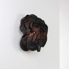 Designer Wandleuchte Nevo in Schwarz - in 2 Größen wählbar