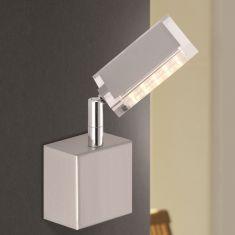 Wandstrahler mit modernster LED-Technik - Inklusive High-Power LED - 1-flammig