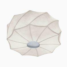 Fantastische Erleuchtung in einer neuen wegweisende Design-Entwicklung - Cocoon-Deckenleuchte in Ø30cm 2x 60 Watt, 13,50 cm, 30,00 cm