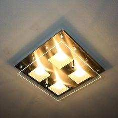 Halogen und LED Licht kombiniert - Deckenleuchte New