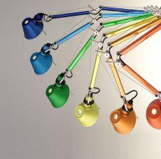 Artemide Tolomeo Micro Parete in vielen Farben erhältlich
