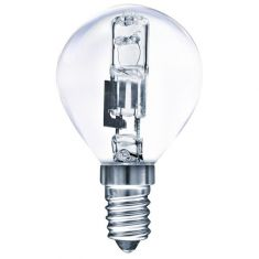 D45 Tropfen, ES (Energiesaver), 20 Watt klar, E14 1x 20 Watt, 20 Watt, 235,0 Lumen