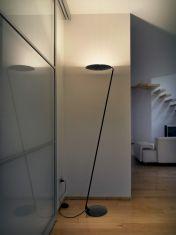 Stehleuchte ZETA TERRA von Lumina - Höhe 180cm mit Dimmer - in verschiedenen Farben