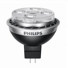 GU5,3 LED 7 Watt , 24°, 3000K, QR-CBC51 1x 7 Watt, warmweiß (< 3.500 Kelvin), 330,0 Lumen, 1.550 Candela, 24°