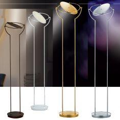 Außergewöhnlicher LED-Fluter - stufenlos dimmbar - 78W LED 3000°K = Warmweiß - verschiedene Oberflächen wählbar