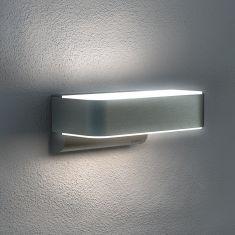 LED-Außenleuchte als Up- und Downlight mit iHF-Sensor