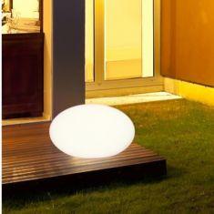 LED-Dekoleuchte Outdoor & Indoor geeignet, RGB-Farbwechsel