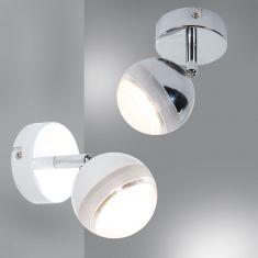 LED-Strahlerserie - Wand- oder Deckenstrahler