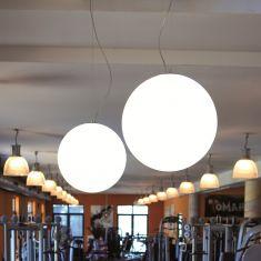 Pendel Snowball 30cm Ø für den Innenbereich 1x 40 Watt, Ja, 30,00 cm