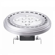 G53 LED 15 Watt, QR111, 40°, 3000 Kelvin 1x 15 Watt, warmweiß (< 3.500 Kelvin), 15 Watt, 870,0 Lumen, 1.600 Candela, 40°
