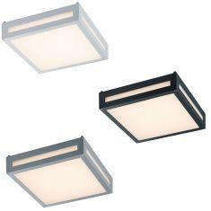 Moderne LED-Außen-Deckenleuchte Newa