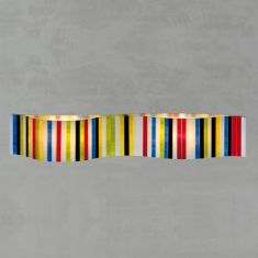 Arturo Alvarez Wandleuchte Ventopop - Länge 58cm