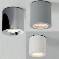 Downlight Kos rund für das Badezimmer, 3 Farben