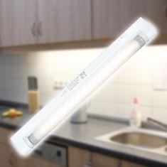 Mini-Lichtleiste zum Unterbau oder Wandaufbau 8W