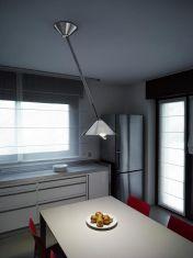 Lumina Design-Hängeleuchte Flip 22