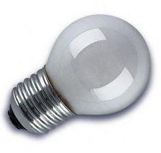 D45 Tropfen 15W Innen mattiert   E27 1x 15 Watt, E, 15 Watt, 90,0 Lumen