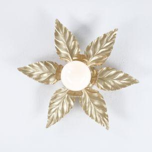 Deckenleuchte in Gold - Florentiner Stil 40 cm - Gold oder Gold-antik