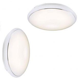 LED-Leuchte mit SENSOR - für Wand-oder Deckenmontage, inklusive LED, 3000°K, A+ mit Bewegungsmelder