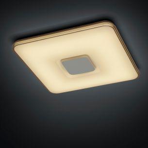 LED-Deckenleuchte - Inklusive 50 Watt LED  3000-5500 Kelvin einstellbar - Inklusive Fernbedienung