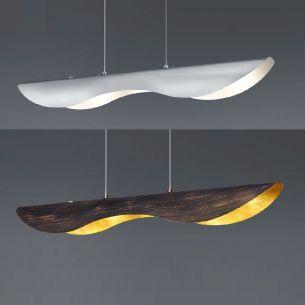 moderne pendelleuchten pendellampen mit touchdimmer wohnlicht. Black Bedroom Furniture Sets. Home Design Ideas