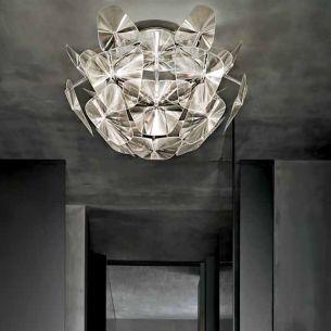 Luceplan Deckenleuchte HOPE - modular, wunderbar vielseitig und elegant - Ø 69cm