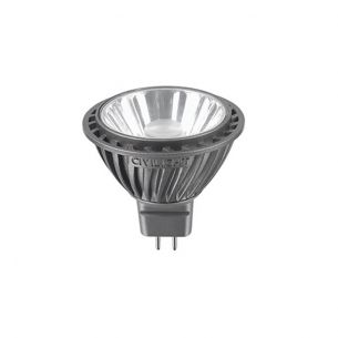 LED GU5,3, Civilight  7Watt ~ 35Watt  - 230lm - 12V - 2700K - 36° - dimmbar
