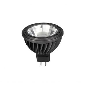 LED GU5,3, Civilight  10Watt ~ 50Watt  - 540lm - 12V - 2700K - 36° - dimmbar