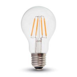 LED Filament Leuchtmittel E27 6 Watt  550 Lumen