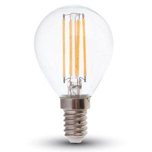 LED E14 Tropfen 4 Watt 320 Lumen 2700 Kelvin