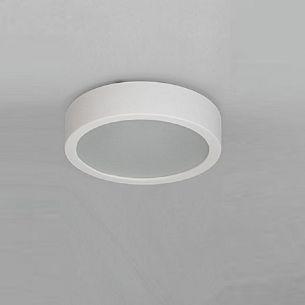 Deckenleuchte Omega aus Keramik Ø 36cm 2x 60 Watt, 36,00 cm