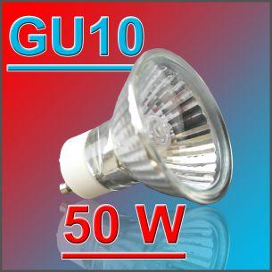 GU10 Halogenleuchtmittel Halopar 16 - 50W - 230V - 35° Abstrahlwinkel