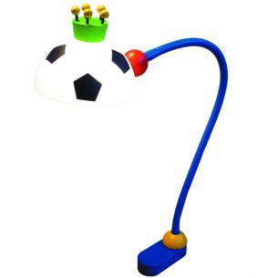 Ideale Klemmleuchte für alle Fußballbegeisterten
