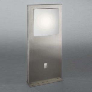 Pollerleuchte, flexibel umschaltbar LED oder Allgemeinlicht