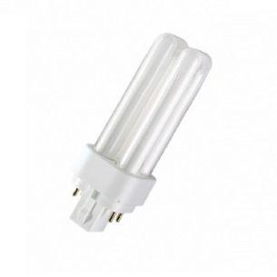 TC-DEL Dulux D/E 26W/830  3000K Warm  weiß  G24q-3