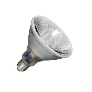 Energiespar- Reflektorlampe Megaman PAR 38  E27 20W warmweiß 2.700K  100° Winkel