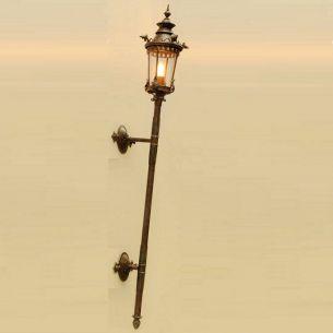 Fackelleuchte Außenbeleuchtung