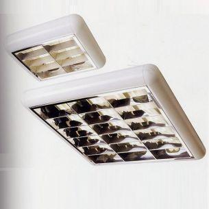 Deckenleuchte Rasterleuchte, optimales Licht für Ihr Büro